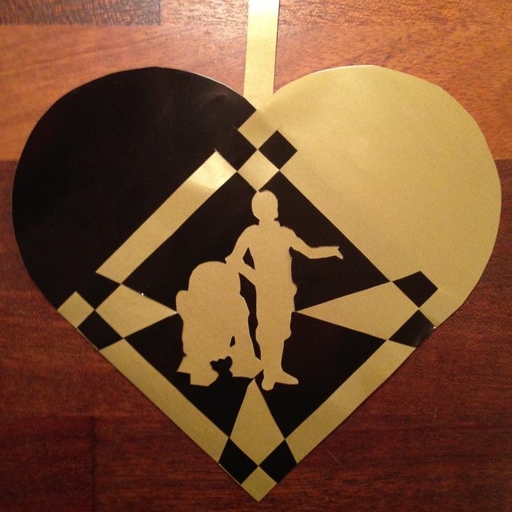 R2D2 C3PO hjerte